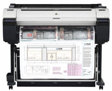 "Canon iPF770 CAD Printer 36"" 9856B003AA"